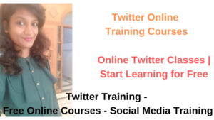 Twitter Online Training Courses | Benefit |Twitter Training | Twitter For Business | |Importance