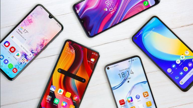 5 Best smartphones under 20k in india april 2021
