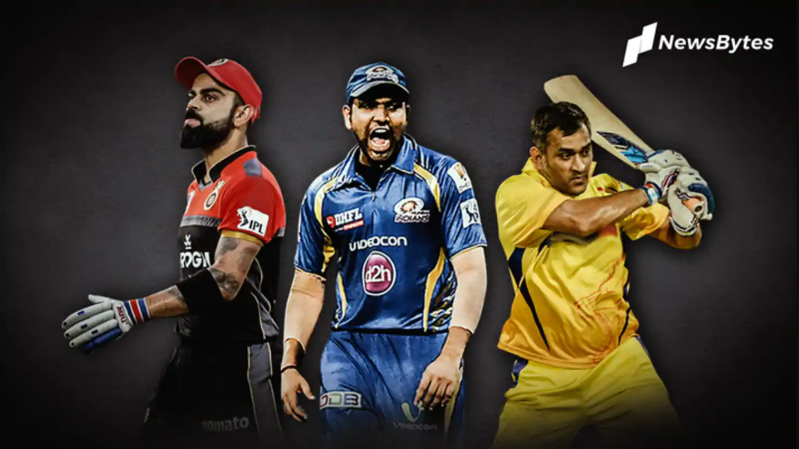 CSK MI and RCB full squad and fixture || schedule