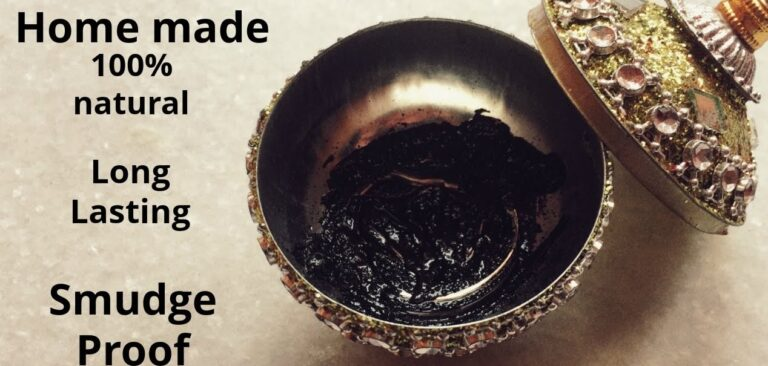 How To Make Kajal At Home Using A Few Simple For All Eyes Issue Remedies