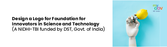 Design a Logo for Foundation for Innovators in Science and Technology (A NIDHI-TBI funded by DST, Govt. of India)