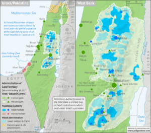 israel gaza strip palestine