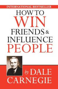 how to win friends and influence people best books