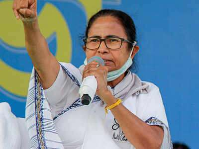 Mamata Banerjee takes oath as third time CM of West Bengal