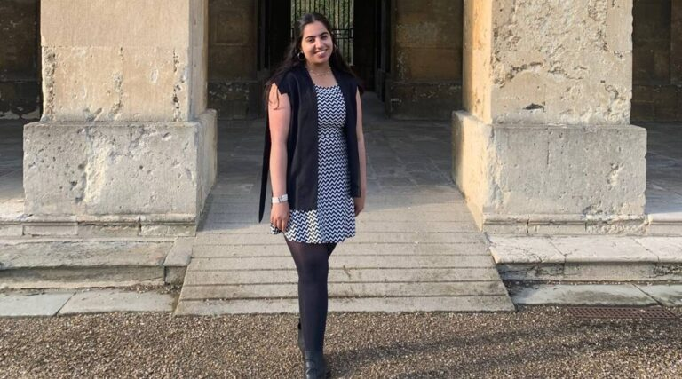 Indian-origin Anvee Bhutani elected Oxford Student Union President in byelection