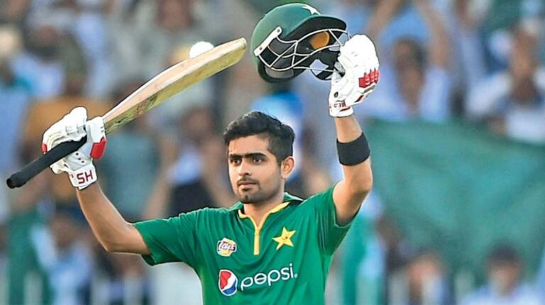 Pakistan captain Babar Azam and Fakhar Zaman nominated for ICC Player of the Month