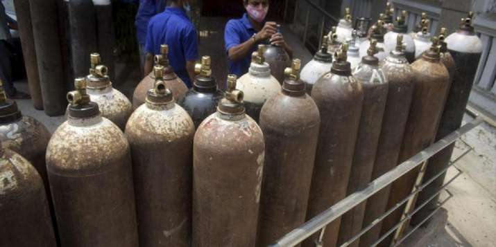 Over 9 Lakh Patients On Oxygen Support: Health Minister